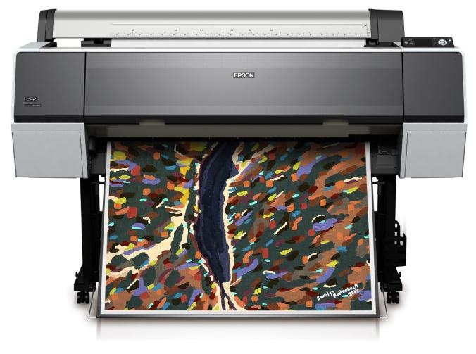 epson printer with CK print